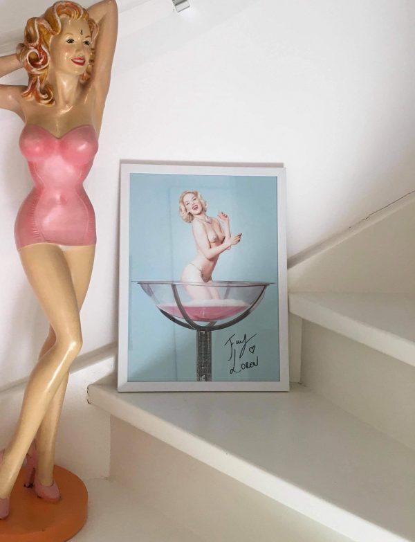 poster Fay Loren